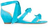 Alexandre Birman flat 'Gianna' sandals - women - Leather - 5