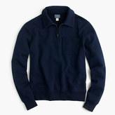 J.Crew Half-zip pullover sweatshirt
