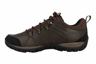 Columbia Mens Peakfreak Venture Waterproof Shoes Brown (Cordovan Squash 231) 6.5 UK