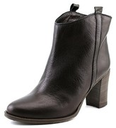 Luca Valentini Viky Round Toe Leather Boot.