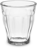 Picardie Glass Tumblers, Set of 6, 8.75 oz.