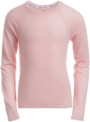 Calvin Klein Ckp Tie-Back Raglan T-Shirt