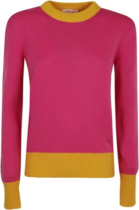 Tory Burch Colorblock Sweater