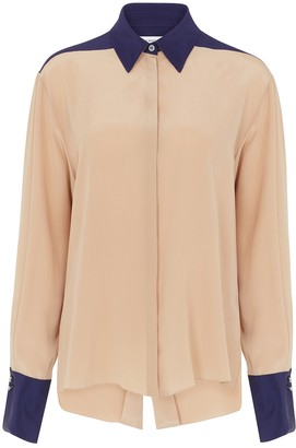 Amanda Wakeley Cdc Shirt Cdc Brown Multi