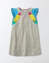 Boden Summer Appliqué Dress