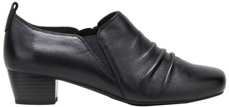 Hush Puppies Urchin Black Boot