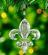 Waterford Crystal Fleur-de-Lis 2017 Ornament
