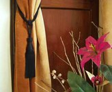 Indian Selections Pair - Decorative handmade Tiebacks / Tassel / Curtain Holdback