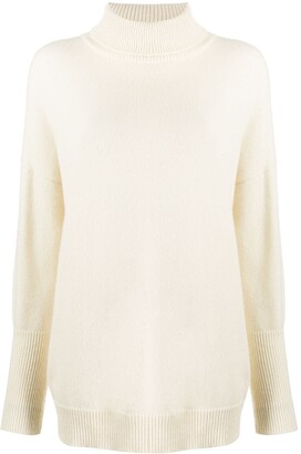 Chinti and Parker turtleneck jumper