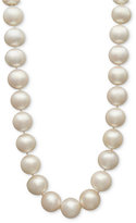 Belle de Mer AA Cultured Freshwater Pearl Strand in 14k Gold (11-1/2 - 12-1/2mm)