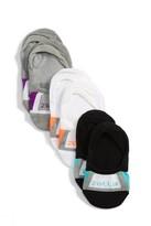 Zella Girl's Secret 3-Pack No-Show Socks