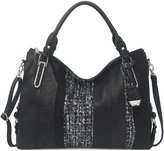 Jessica Simpson Ryanne Patchwork Large Tote