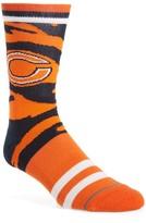 Stance Men's Chicago Bears - Tiger Stripe Socks