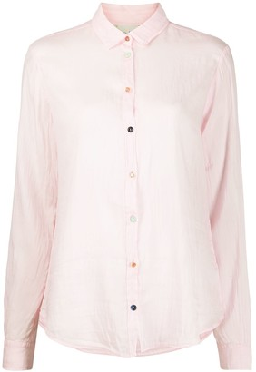 Forte Forte Long-Sleeve Fitted Shirt