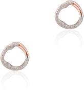 Monica Vinader Riva Diamond Earrings