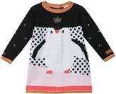 Catimini Baby girls Penguin Knitted dress