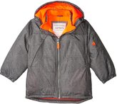 Carter's Heavyweight Faux Wool Fashion Jacket (Kid) - Grey - 4
