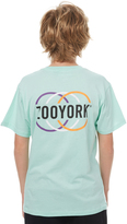 Zoo York Kids Boys Master Tee Green