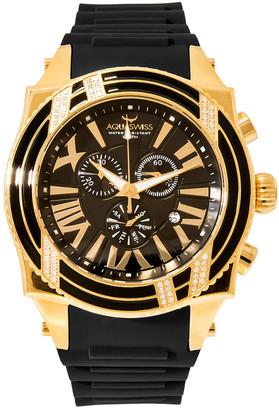 Aquaswiss Men's Swissport Xg D Diamond Watch
