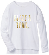 Kate Spade Blaze A Trail Top (Big Girls)