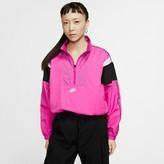 Nike Women's Sportswear Woven Heritage Wind Jacket