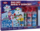 IDEAL Ideal Sno Toys Art Spray N' Stencil
