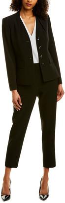 Tahari by Arthur S. Levine Tahari Asl 2Pc Jacket & Pant Set
