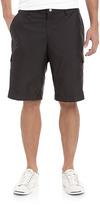 J. Lindeberg Cargo Golf Shorts, Black