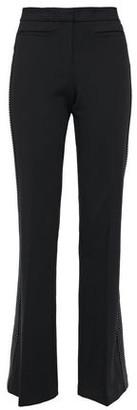 MICHAEL Michael Kors Crystal-embellished Twill Flared Pants