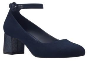 Bandolino Odear Low Block Heel Pumps Women's Shoes