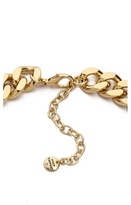 Juicy Couture Brillant Blooms Flower Cluster Necklace