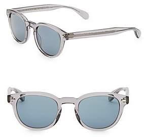 Oliver Peoples Men's RS20 Sheldrake 49MM Phantos Sunglasses