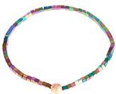 Luis Morais Rose-gold And Square-bead Bracelet