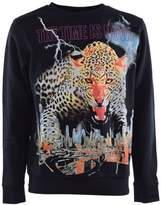 Marcelo Burlon County of Milan Hor Sweatshirt