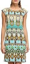 Jean Pierre Tangier Pattern Dress