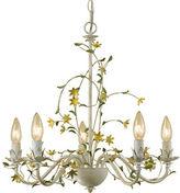 AF Lighting Grace Five-Light Star Flower Chandelier