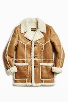 Schott Perfecto Sheep Rancher Coat