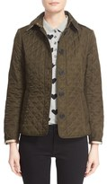 Burberry 'Ashurst' Quilted Jacket
