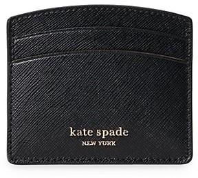 Kate Spade Spencer Leather Card Holder