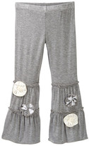 Baby Sara Tiered Ruffle Bell Bottom Pant (Baby & Toddler Girls)