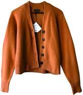 Isabel Marant Camel Cashmere Knitwear
