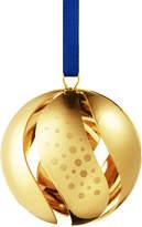 Georg Jensen Ball Tree Decoration - Gold Plated Brass