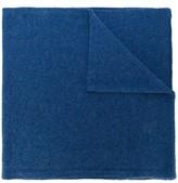 Dell'oglio plain cashmere scarf