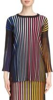 Kenzo Women's Stripe Rib Knit Sweater