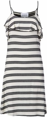 Olive + Oak Olive & Oak Women's Nadia Dress Ivory/Black X-Small
