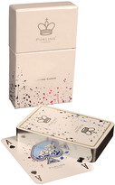 Purling London - Playing Cards - Single Deck - Royal Blue