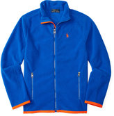 Ralph Lauren Fleece Full-zip Jacket
