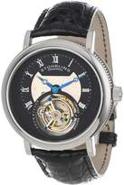 Stuhrling Original Men's 502.331X1 Tourbillon Circulaire Limited Edition Mechanical Watch