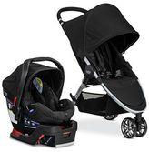 Britax 2016 B-Agile Stroller & B-Safe 35 Infant Car Seat Travel System