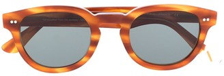 Waiting For The Sun Square Frame Sunglasses